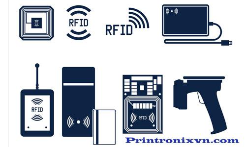 Barcode RFID